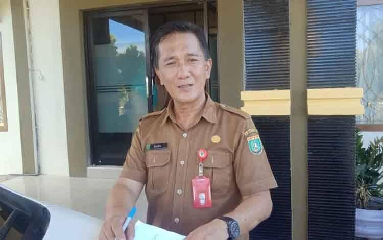Kepala Dinas Kesehatan Kabupaten Barito Selatan, Djulita K Palar