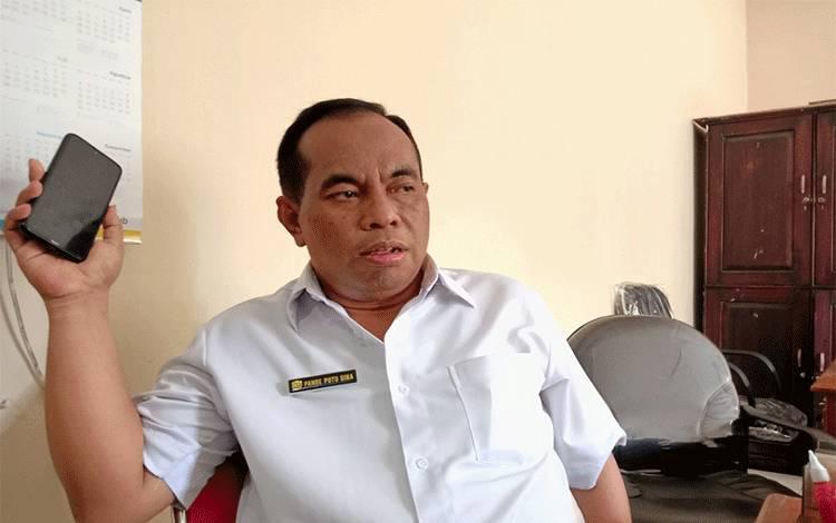 Kabid P2P Dinkes Kabupaten Pulang Pisau, Pande Putu Gina menyebutkan bahwa 2019 lalu pihaknya menangani ratusan penderita TBC dan sebagian besar berhasil disembuhkan, Kamis, 5 Maret 2020.