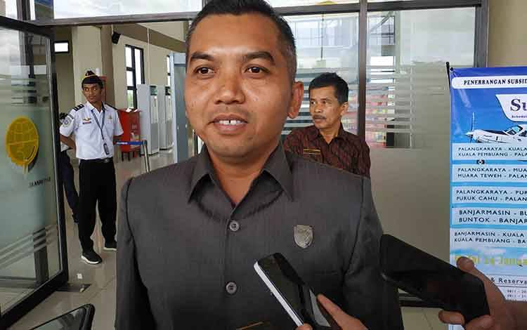 Ketua DPRD Seruyan, Zuli Eko Prasetyo