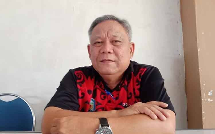 Anggota Komisi II DPRD Murung Raya, Gad F Silam