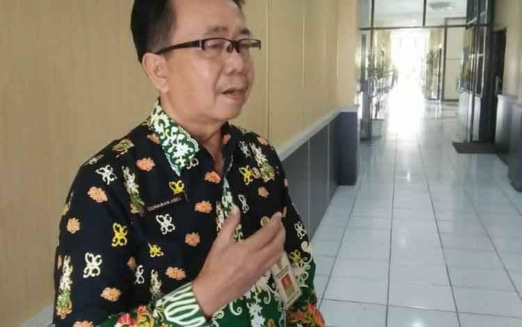 Kepala Dinas Komunikasi Informatika Statistik dan Persandian Palangka Raya, Gunawan Abel, mengajak warga bijak gunakan media sosial.