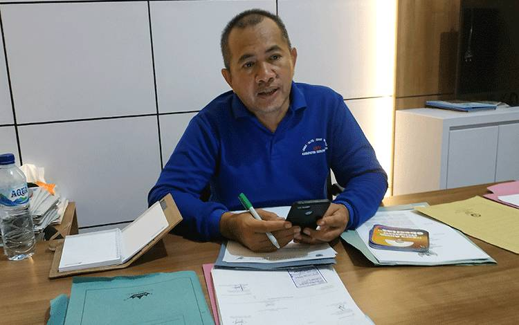 Kepala Dinas Kesehatan Seruyan Mahdiniansyah