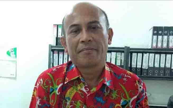 Kepala Dinas Kesehatan Murung Raya, Suria Siri.