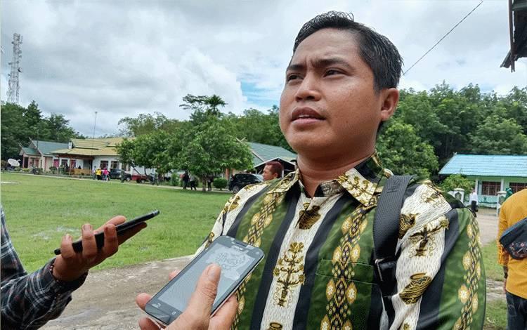 Anggota DPRD Kabupaten Pulang Pisau, H Arif Rahman Hakim mengharapkan hasil Musrenbang jadi prioritas kebijakan pembangunan pemerintah daerah, Senin, 9 Maret 2020.