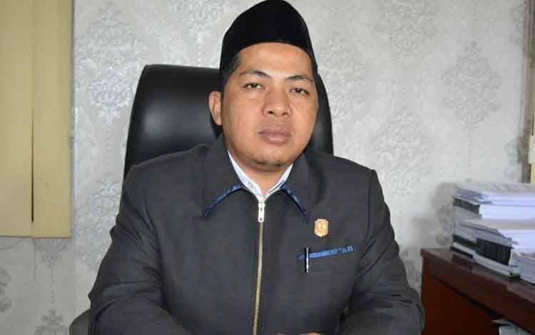 Anggota DPRD Murung Raya, Epi Siswanto