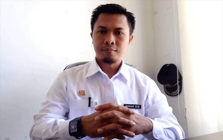 Plt Plt Kadis Nakertrans Seruyan Budi Rahman