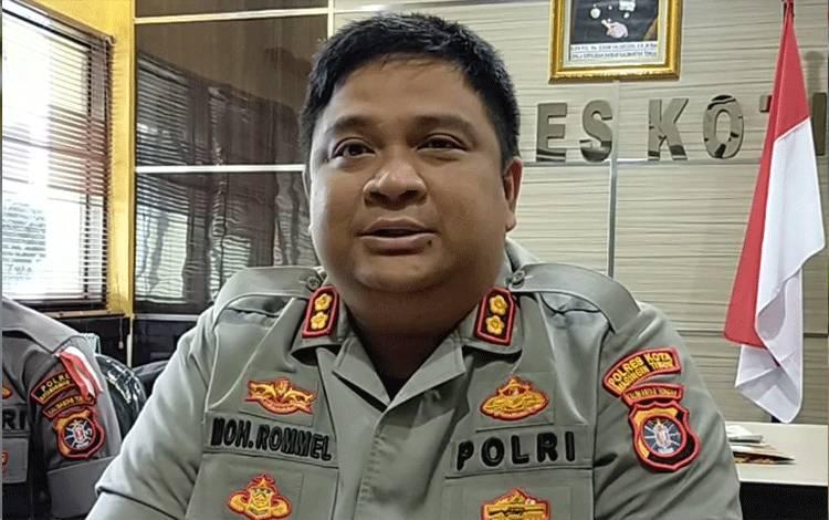 Kapolres Kotim AKBP Mohammad Rommel mengatakan, sebuah toko sembako dibobol maling, Minggu, 15 Maret 2020.