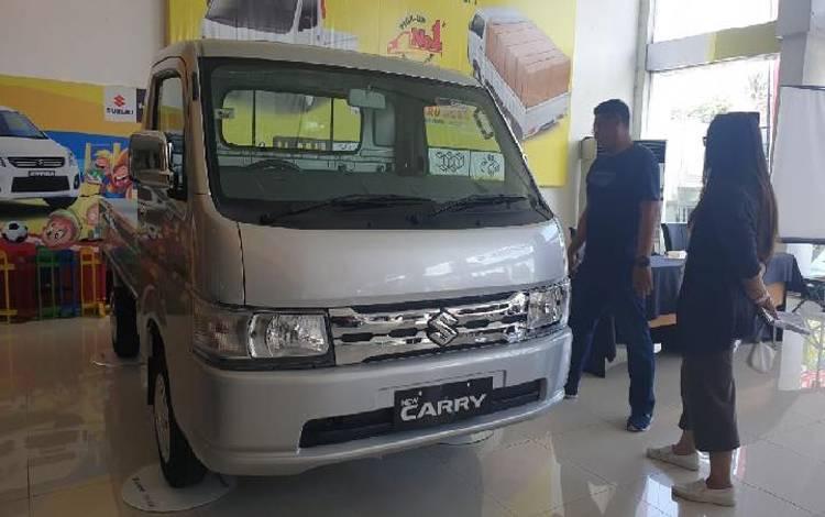 Suzuki Carry Luxury Ditargetkan Jadi Raja Pikap
