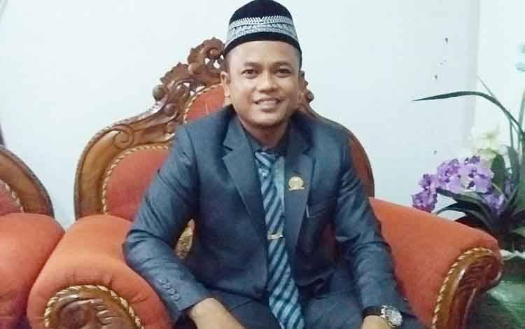 Ketua DPRD Barito Timur, Nursulistio