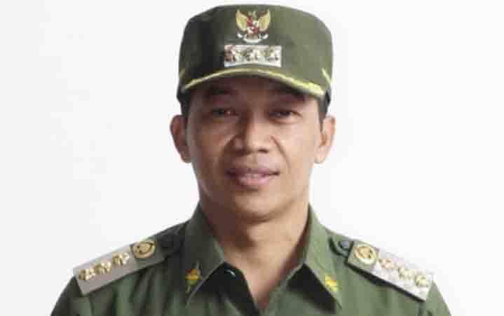 Bupati Murung Raya, Perdie M Yoseph.