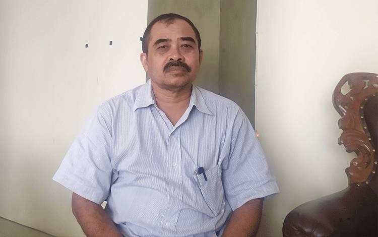Kepala Badan Kepegawaian dan Pengembangan Sumber Daya Manusia, Kota Palangka Raya, Sabirin Muhtar