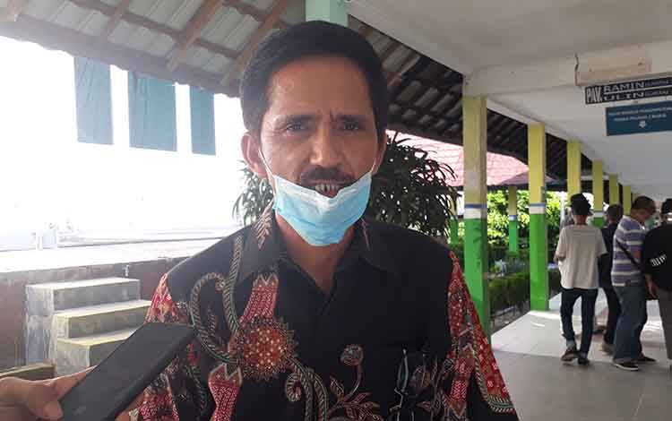 Wakil Ketua I DPRD Kobar Mulyadin sampaikan, siap dukung penganggaran Pemkab Kobar tangani Covid-19.