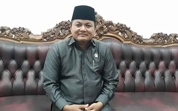 Ketua DPRD Kapuas Ardiansah