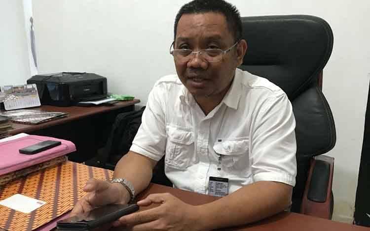Kepala BKPSDM Kapuas, Aswan.