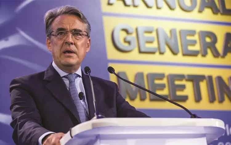 Direktur Jenderal IATA Alexandre de Juniac (Foto/HO/IATA)