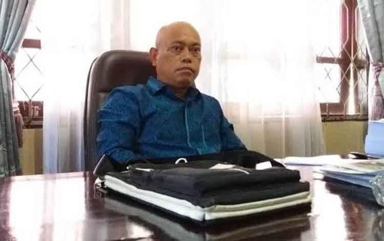 Ketua  Komisi I DPRD Kotawaringin Timur, Agus Seruyantara.