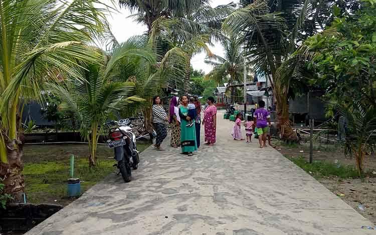 Masyarakat Jelai, Kabupaten Sukamara.