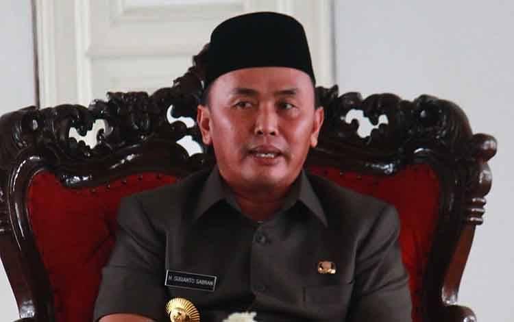 Gubernur Kalimantan Tengah, Sugianto Sabran