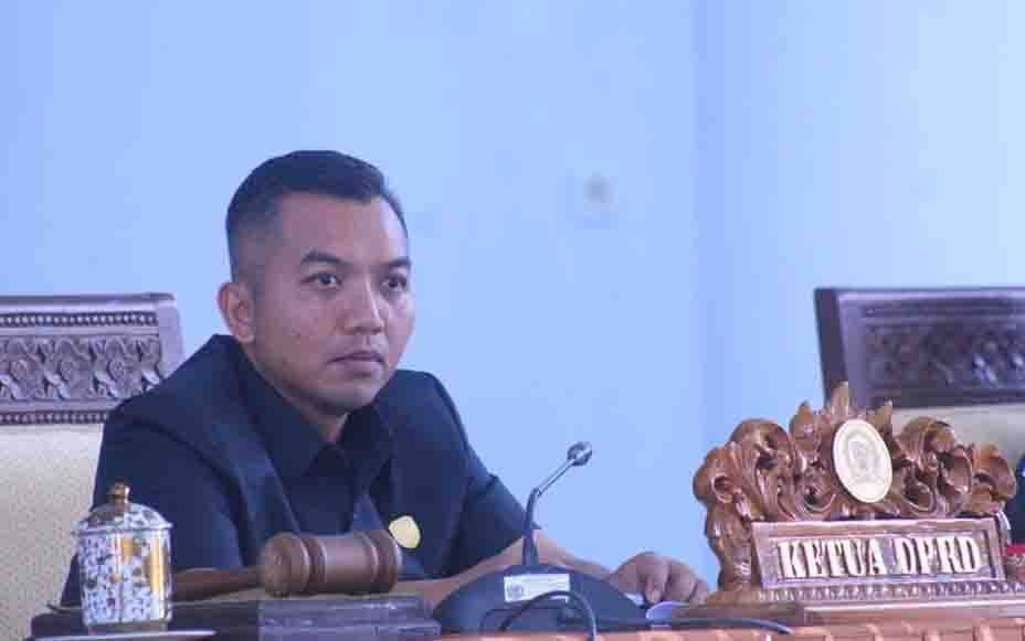 Ketua DPRD Seruyan, Zuli Eko Prasetyo.