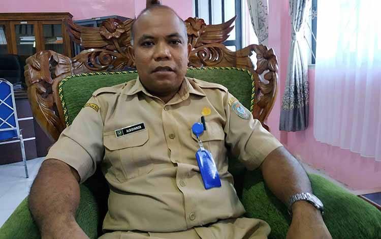 Plt Kepala DKPP Kabupaten Seruyan, Albidinnor.