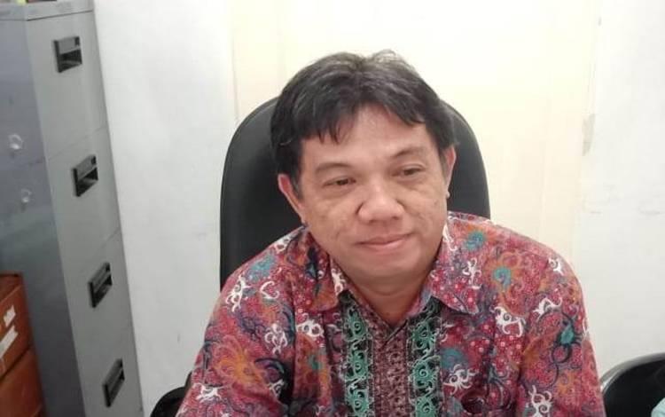 Kasi Penagihan, Pembukuan dan Pelaporan kantor Samsat Buntok, Ferrari H. Djala