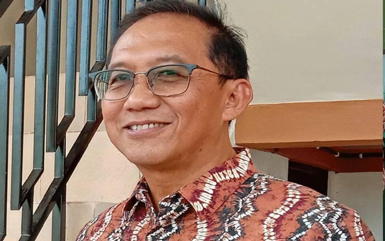 Kepala Dinkes Kabupaten Pulang Pisau, dr Muliyanto Budihardjo menegaskan bahwa tak ada pasien asal Pulang Pisau yang PDP covid-19 dan dirujuk ke RSUD dr Doris Sylvanus Palangka Raya, Minggu, 22 Maret 2020.