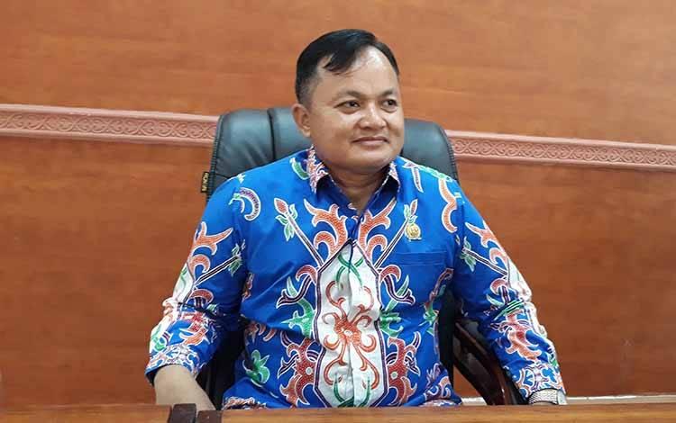 Ketua DPRD Kapuas, Ardiansah.