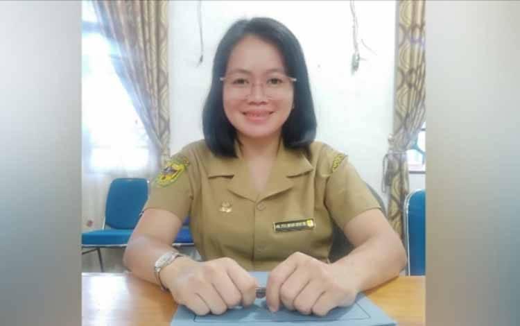 Plt Kepala BKPSDM Gunung Mas, Sri Putri Partiwi