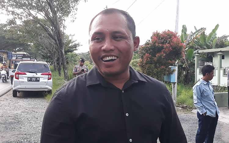 Anggota DPRD Kapuas Kunanto