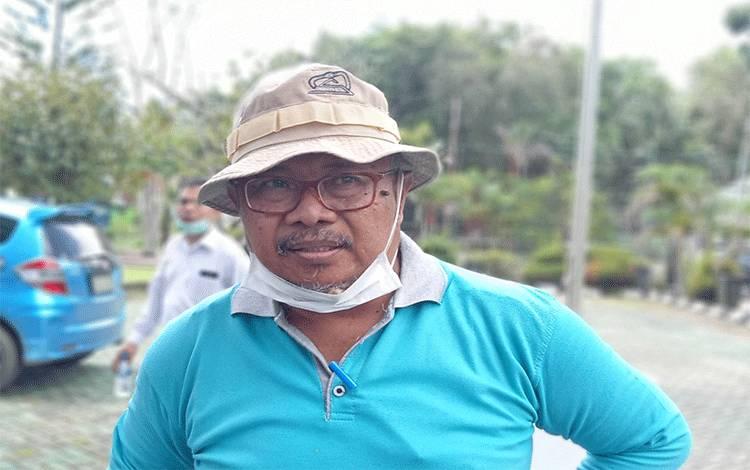 Kepala Dinas Pertanian dan Peternakan Kabupaten Barito Timur, Riza Rahmadi