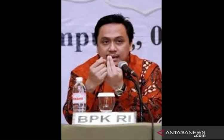 Ketua BPK-RI Agung Firman Sampurna (Foto HO BPK RI)