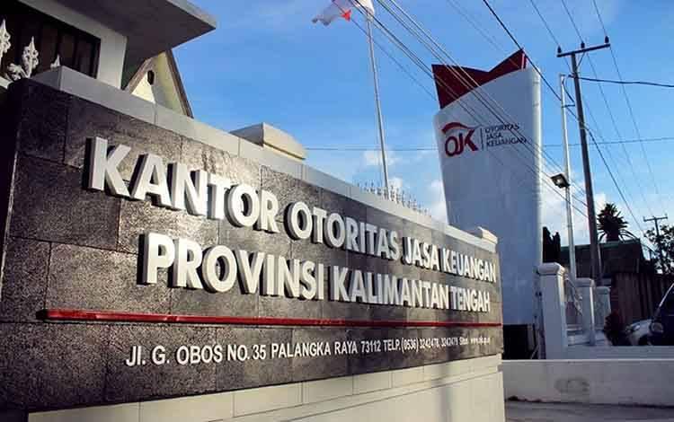 Kantor OJK Kalimantan Tengah.