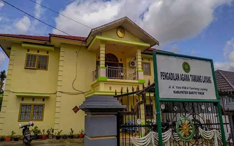 Kantor Pengadilan Agama Tamiang Layang