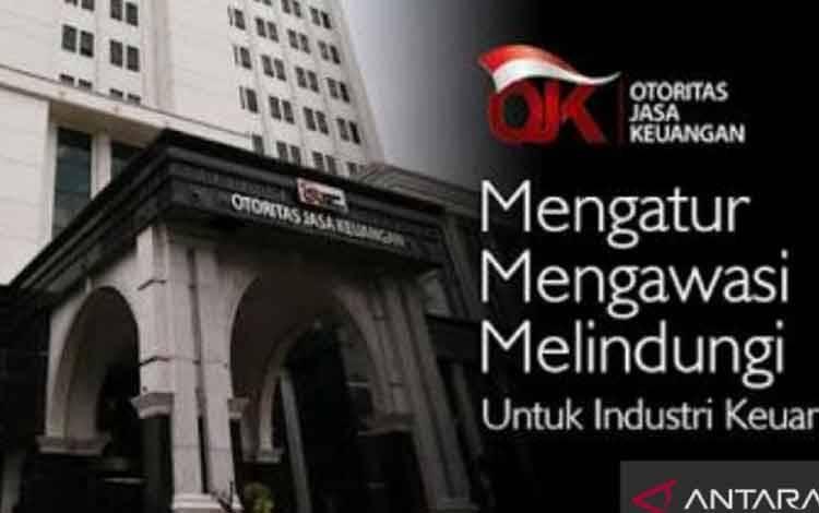 Ilustrasi Otoritas Jasa Keuangan (OJK) . ANTARA Foto/HO-OJK.