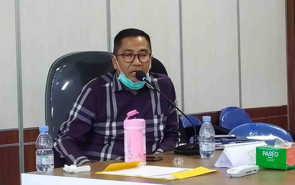 Ketua Gugus Tugas Percepatan Penanganan Covid-19 Kalimantan Tengah, Leonard S Ampung.
