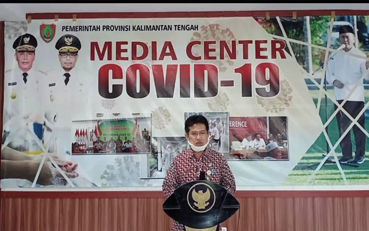 Kepala Dinas Ketenagakerjaan Provinsi Kalimantan Tengah, Syahril Tarigan