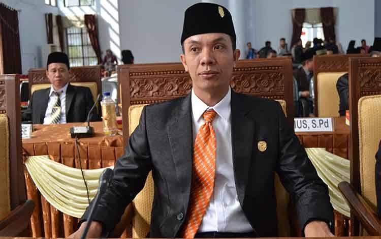 Muhtadin, Anggota DPRD Seruyan