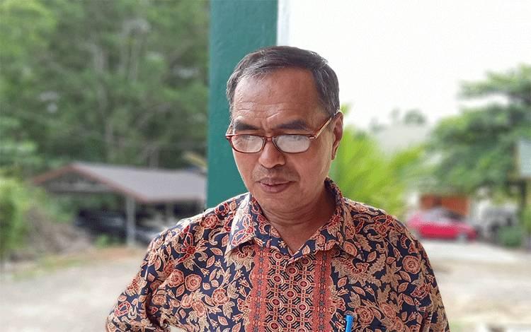 Kepala Dinas Kesehatan Barito Timur, Simon Biring