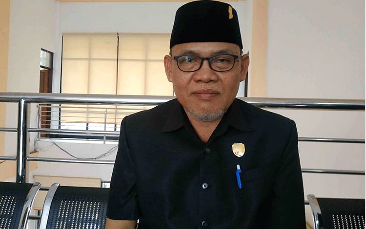 Anggota DPRD Seruyan Argiansyah