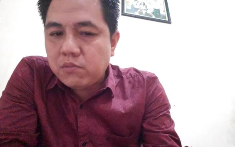 Wakil Ketua I DPRD Bartim Ariantho S Muller