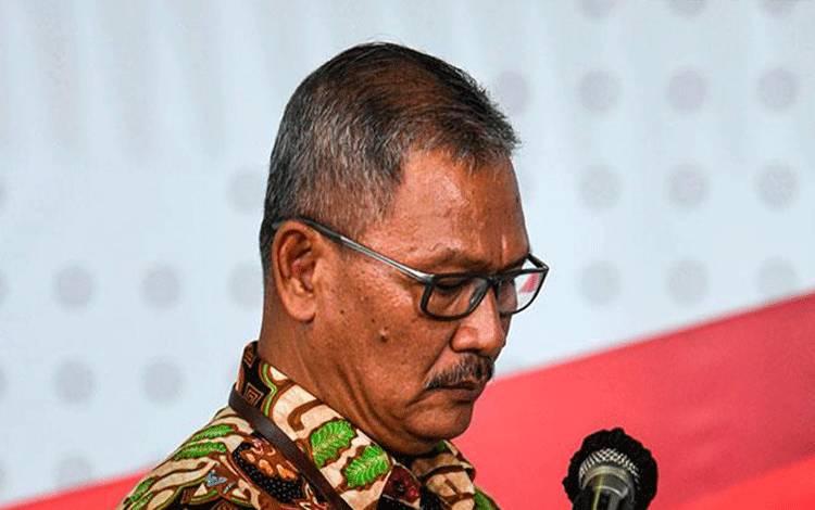 Juru Bicara Pemerintah untuk Penanganan COVID-19 Achmad Yurianto. ANTARA/Nova Wahyudi