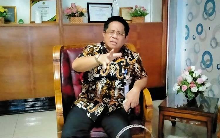 Kepala Divisi Regional Bulog Kalimantan Tengah (Kalteng), Mika Ramba.