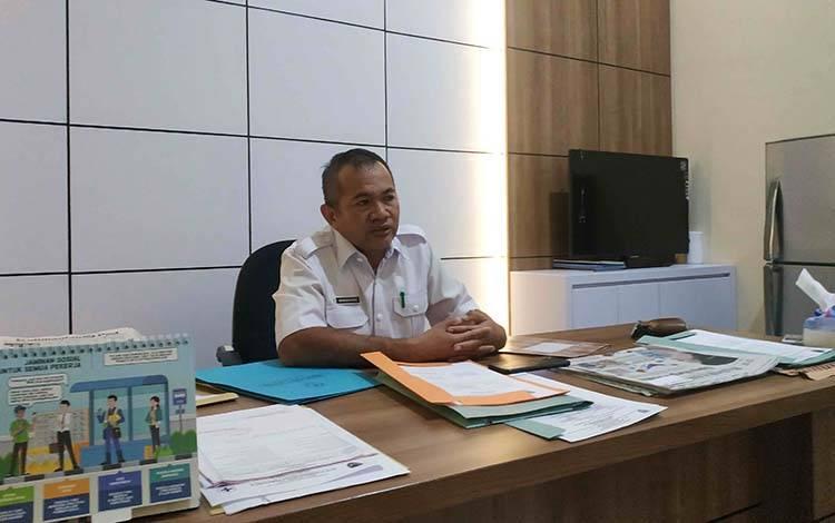 Juru Bicara Gugus Tugas Percepatan Penanganan Covid-19 Kabupaten Seruyan, Mahdiniansyah