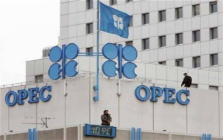 Markas OPEC di Wina, Austria. [REUTERS]