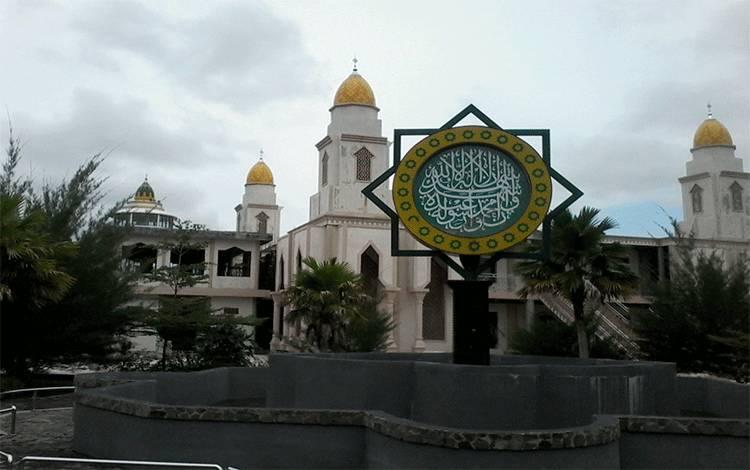 Masjid Baitul Yaqin Kasongan.