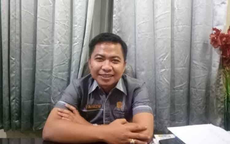 Anggota DPRD Kotim, Riskon Fabiansyah.