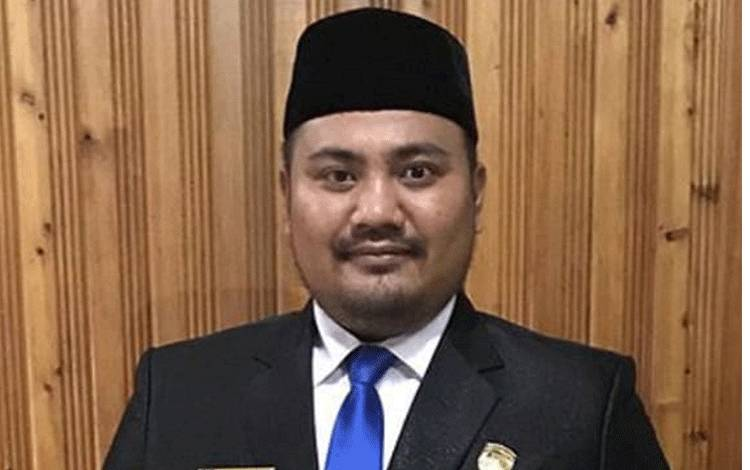 Anggota Komisi A DPRD Kota Palangka Raya, Noorkhalis Ridha