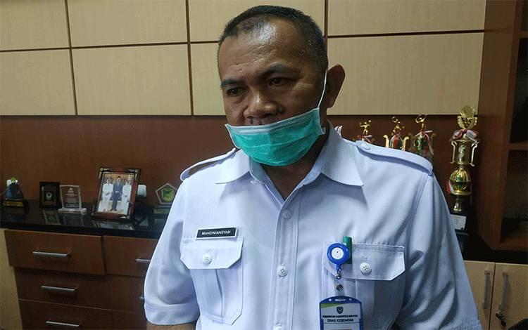 Kadis Kesehatan Kabupaten Seruyan Mahdiniansyah