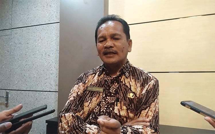 Kepala Dinas Pendidikan Kota Palangka Raya, Akhmad Fauliansyah.