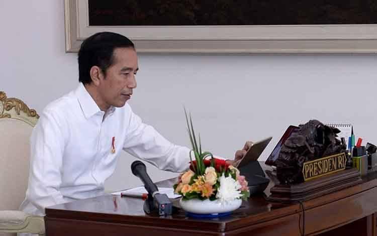 Presiden Joko Widodo. (foto : istimewa)